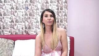 AmberLise webcam video 260220
