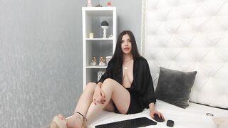 AvaRiley teen tits flash webcam video